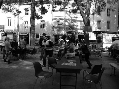 Fête du jeu, Nimes, 2013